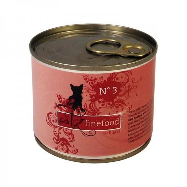 CatzFineFood No.3 Geflügel