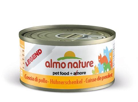 Almo Nature Cat HFC Natural Hühnerschenkel 70g