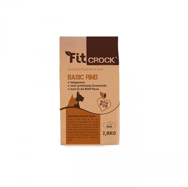 cdVet Fit-Crock Basic Rind