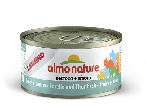 Almo Nature Cat HFC Jelly Forelle & Thunfisch 70g