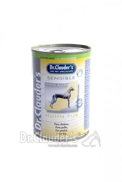 Dr. Clauders Sensible Huhn pur 400g