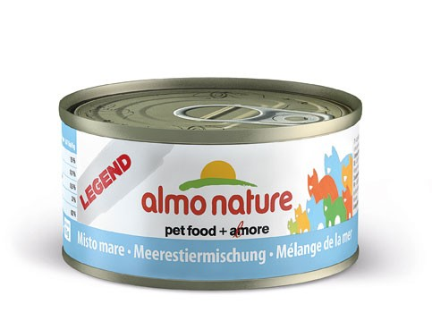 Almo Nature CatHFC Jelly Meerestier 70g