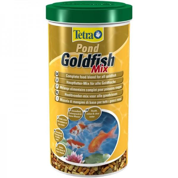 Tetra Pond Goldfish Mix 1l
