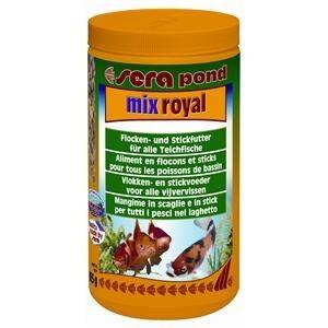 sera pond mix royal