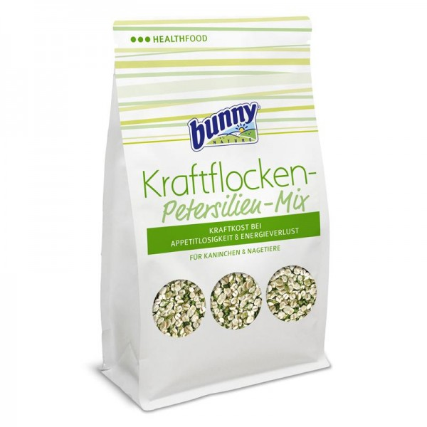 Bunny Kraftflocken-Petersilien-Mix 100g