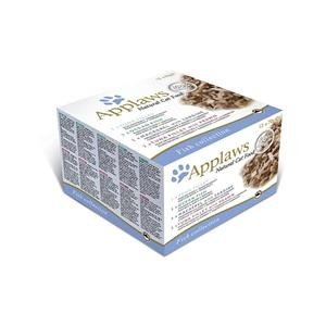 Applaws Cat Dose Multipack Fisch Selection 12x70g