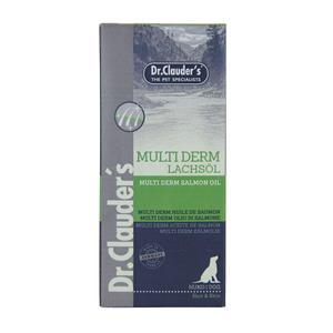 Dr. Clauders Hair & Skin Multi Derm Lachsöl