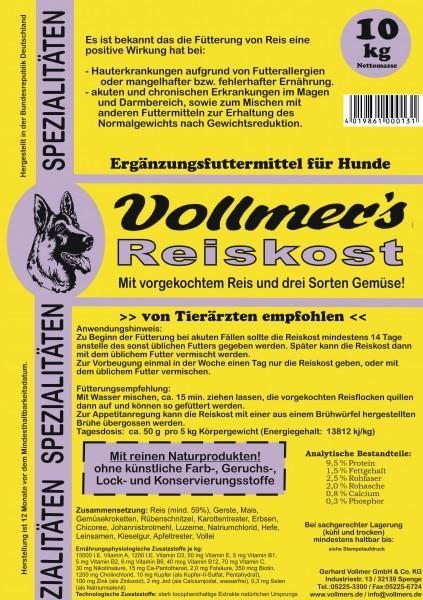 Vollmers Reiskost