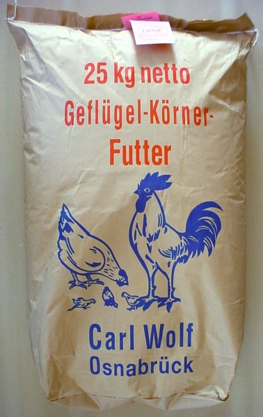 Classic Bird Geflügelkörnerfutter 25kg