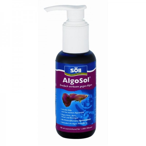 Söll AlgoSol* Aquaristik