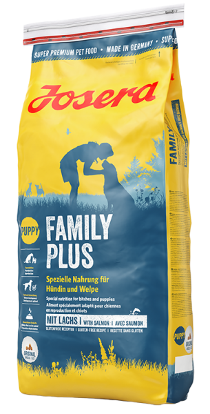 Josera FamilyPlus Emotion Line 15kg