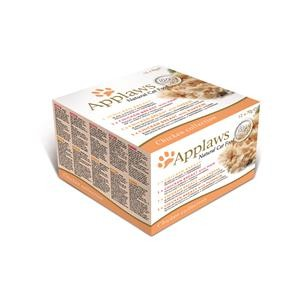 Applaws Cat Dose Multipack Huhn Selection 12x70g