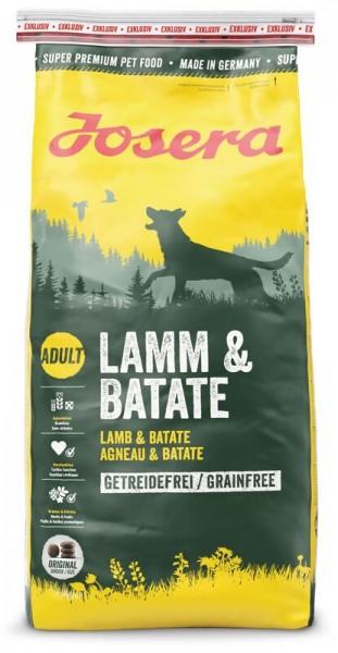 Josera Lamm & Batate 15 kg