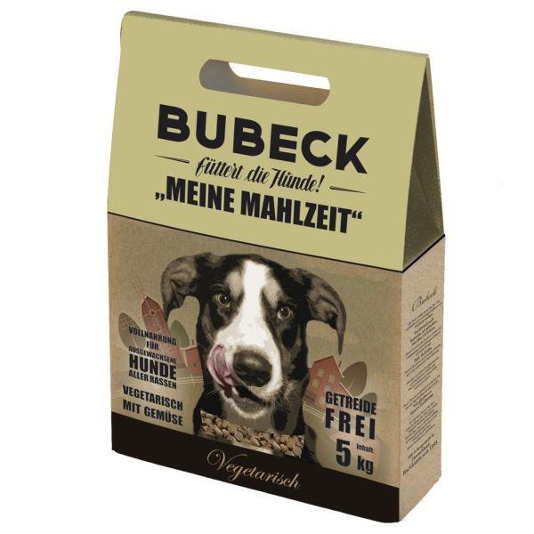 Bubeck Meine Mahlzeit Veggie Edition 1893