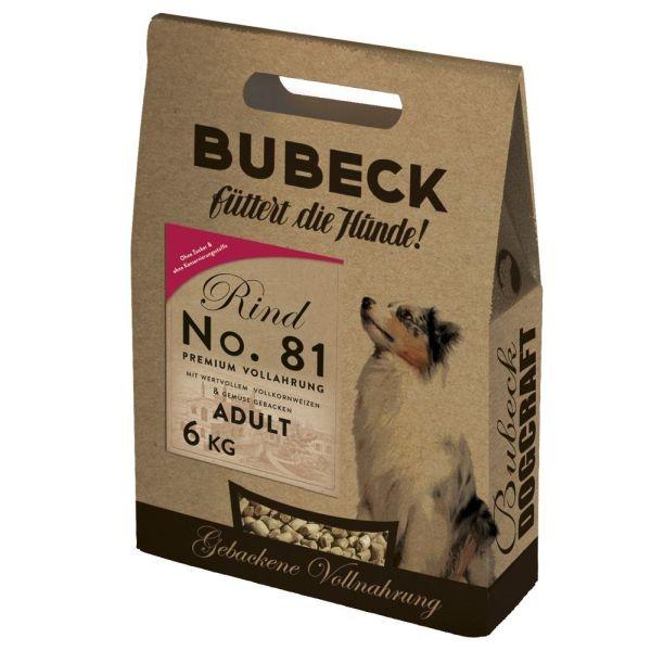 Bubeck No.81 Rindfleisch Adult