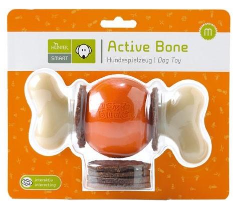 HUNTER Smart Hundespielzeug Active Bone Gr.M
