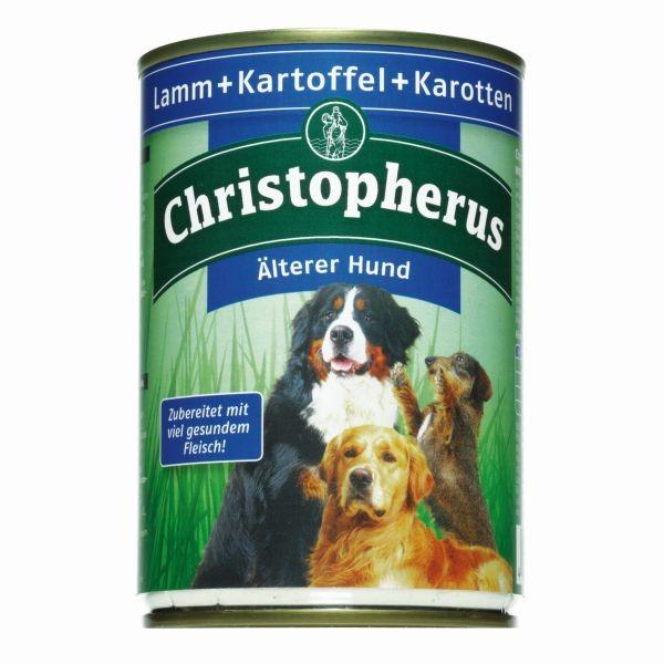 Christopherus älterer Hund