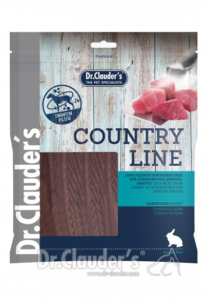 Dr. Clauders Country Line Kaninchen 170g