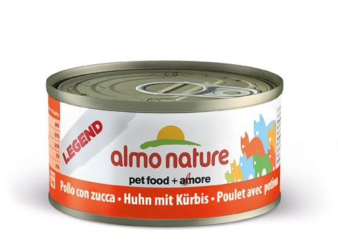Almo Nature Cat HFC Natural Huhn & Kürbis 70g