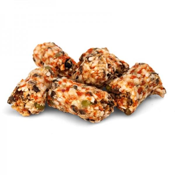 Bunny Lieblings-Stückchen mit Mehlwürmern & Gemüse 75g