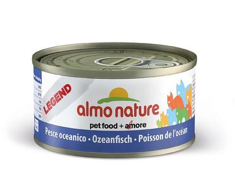 Almo Nature Cat HFC Jelly Ozeanfisch 70g