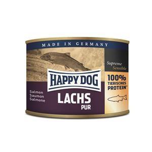 Happy Dog Lachs Pur