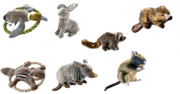 HUNTER Hundespielzeug Wildlife