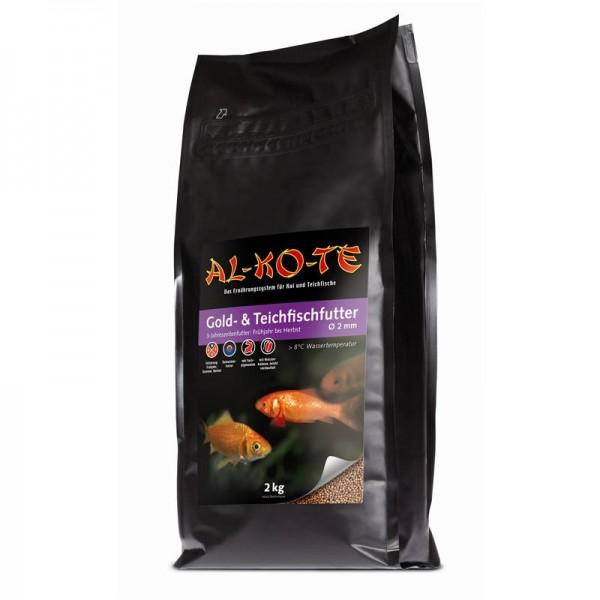 AL-KO-TE Gold- & Teichfisch