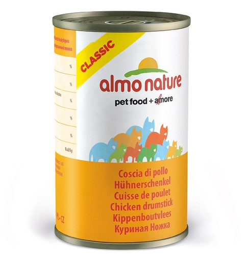 Almo Nature Cat HFC Natural Hühnerschenkel 140g