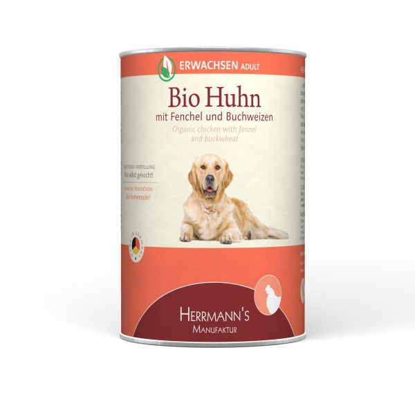 Herrmanns Bio Huhn