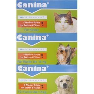 Canina Pharma Novermin für Katzen 2ml