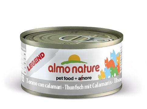 Almo Nature Cat HFC Jelly Thunfisch & Calamaris 70g
