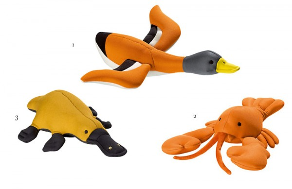 HUNTER Hundespielzeug Aqua Toys
