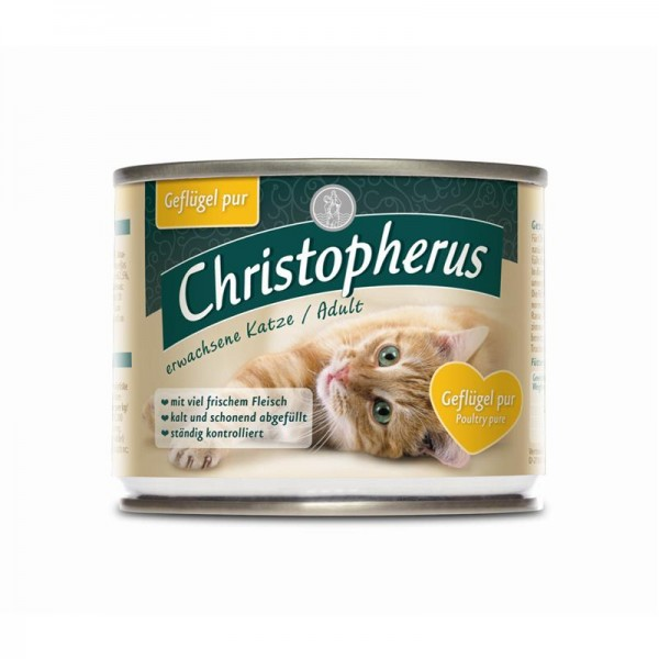 Christopherus Adult Geflügel pur