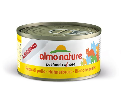 Almo Nature Cat HFC Natural Hühnerbrust 70g