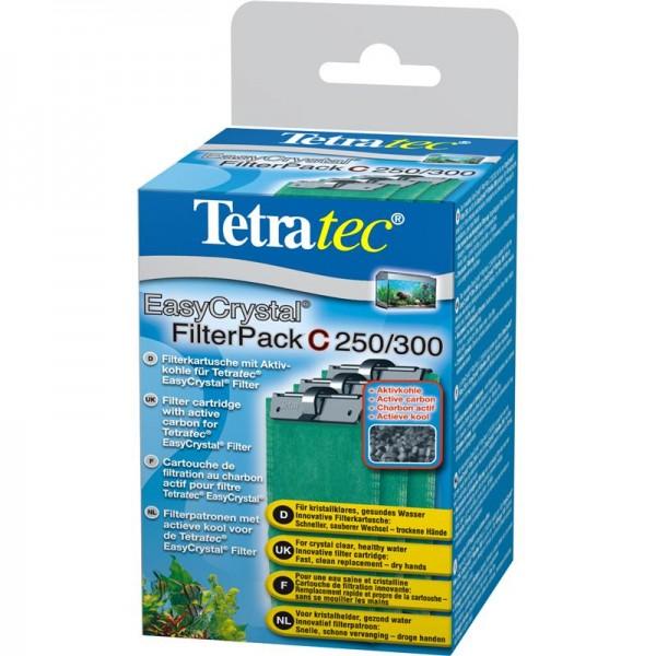 TetraTec EasyCrystal Filter Pack C 250/300 (Mit Aktivkohle)