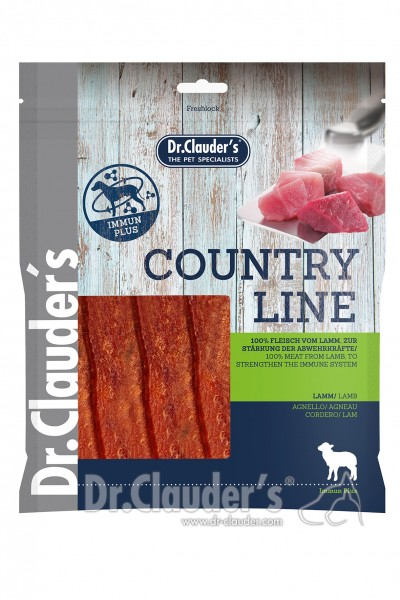 Dr. Clauders Country Line Lamm 170g
