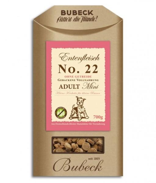 Bubeck No.22 Entenfleisch Adult Mini