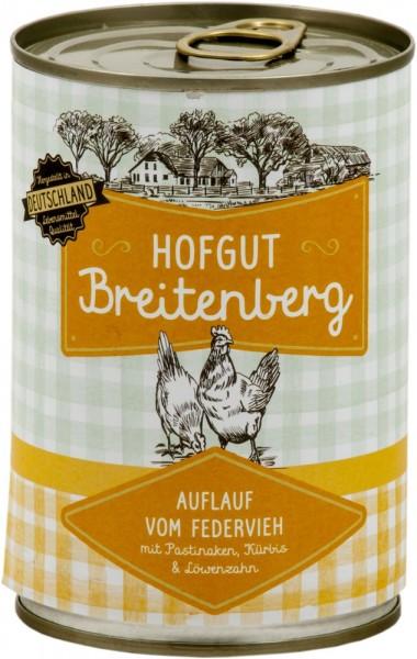 Hofgut Breitenberg Auflauf vom Federvieh 400g