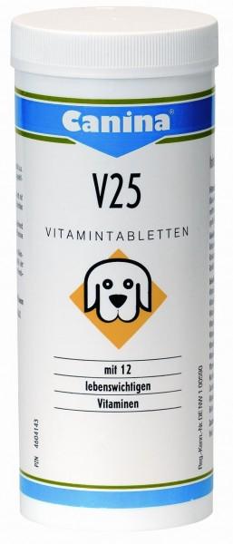 Canina Pharma V25 Vitamintab.