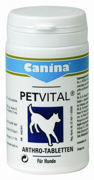Canina Pharma Arthro-Tab.