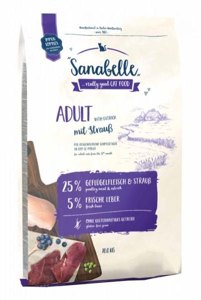 Sanabelle Adult Strauß