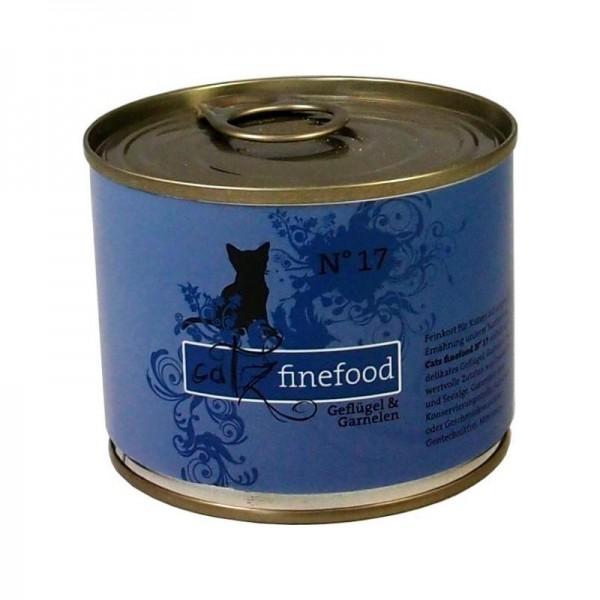 CatzFineFood No.17 Geflügel & Garnele