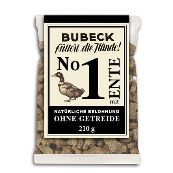 Bubeck No.1 mit Ente 210g