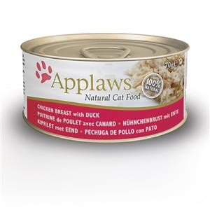 Applaws Cat Dose Huhn & Ente