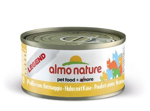 Almo Nature Cat HFC Natural Huhn & Käse 70g