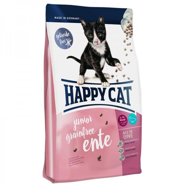 Happy Cat Junior Grainfree Ente