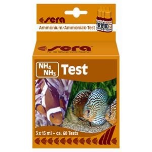 sera NH4/NH3 Test 3x15ml