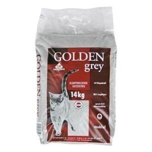 Golden grey Katzenstreu 14kg
