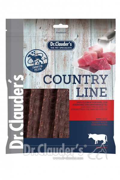 Dr. Clauders Country Line Rind 170g